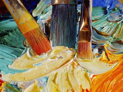 Живопись маслом — свободная тема